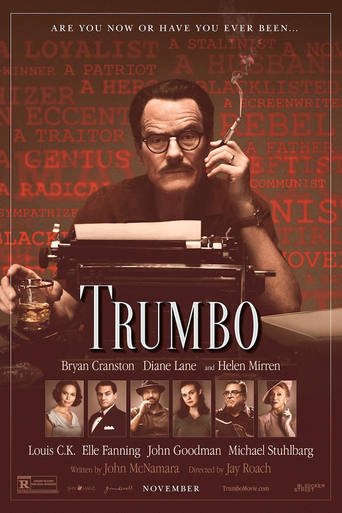 That's a Wrap on Trumbo
