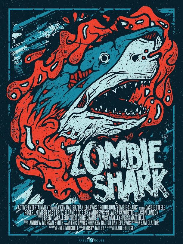 Zombie Sharks in New Orleans!