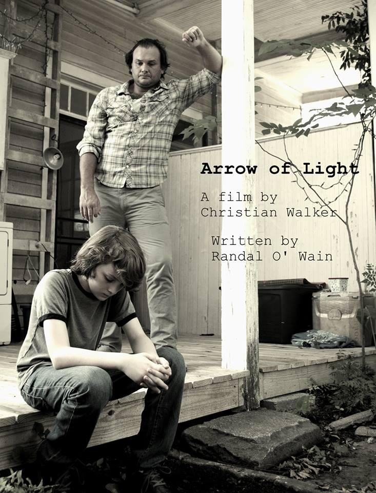 Arrow of Light to Screen at UNO Film Fest