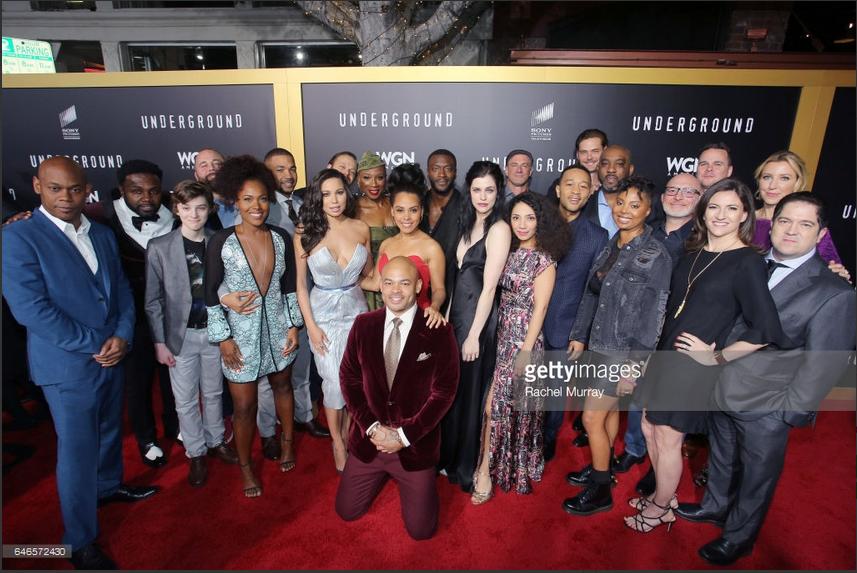 Underground Season 2 Premiere