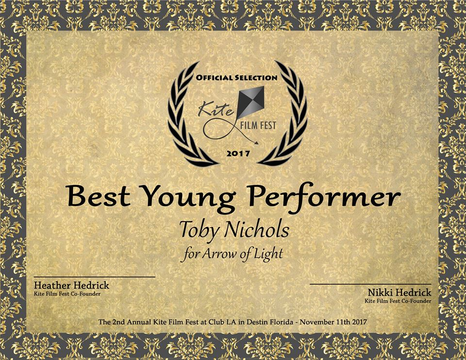 Best Young Performer